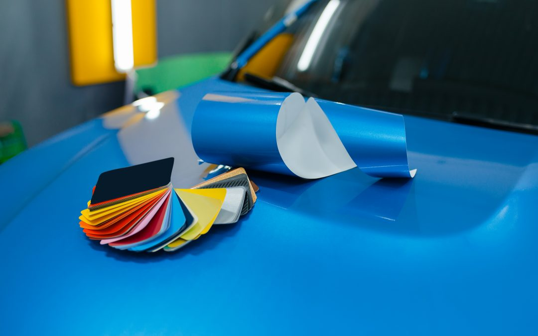 DIY – Vehicle wrap installation